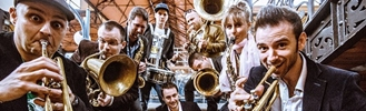 Guca Partyzans Brass Band