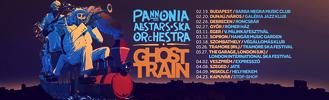 PASO - Ghost Train lemezbemutató koncert