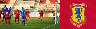 DUNAÚJVÁROS – PAKSI FC II.