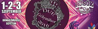 DUE Gólyatábor 2016