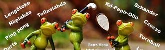 Retro Sportnap