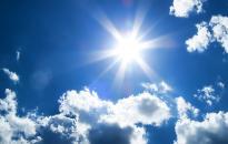 Vasárnap délutánig ragyogó időnk lesz