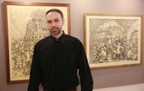 Kitérő - Grafikai kiállítás a Bartókban