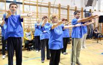 Mozgásélmény Sportnap a fogyatékkal élőknek