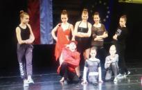Egy rangos táncverseny újvárosi sikerei