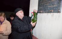 A több tucat kitelepített családra emlékeztek