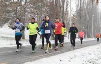 Könnyed adventi futás