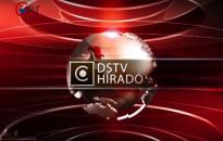 Januári összefoglaló a DSTV híradójában
