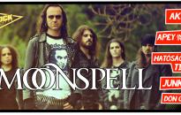 Rockmaraton 2017 – érkezik a Moonspell is