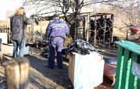 Két összeégett holttestet találtak a tűzoltók