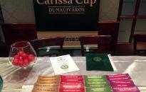 Carissa Kupa: kész a csoportbeosztás
