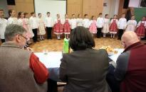 Népdaléneklés - Meghallgatás a Móriczban
