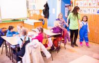 Iskolanyitogató a Petőfiben