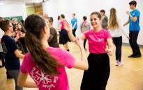 Évindító táncház Letíciáért