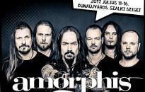 Rockmaraton - Jön az Amorphis is