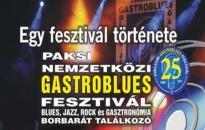 25 éves a Gastroblues Fesztivál