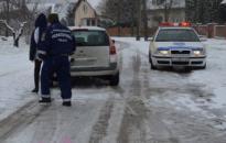 Sok baleset volt a megye útjain hétvégén