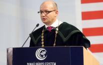 Újabb öt évig dr. András István az egyetem rektora