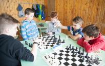 Sakkverseny a Petőfiben