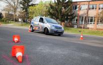 Közlekedési verseny a Bánkiban