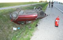 Perkátai baleset - Ivott a sofőr