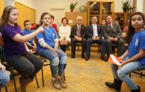 Egyre sikeresebb a horvát nyelvi szakkör