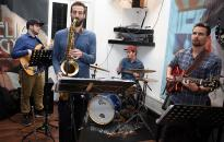 A jövő jazzistáit láthattuk - DO-videó!