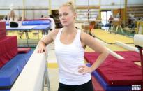 Joó Gabriella tornász, edző és versenybíró