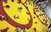 Eredményes edzőtábor