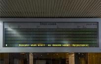 Déli pályaudvar - vonatok se ki, se be, omlik az alagút