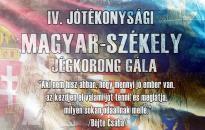 Magyar-Székely Gálameccs - Véghajrá előtt