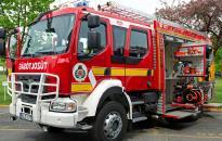 Városunk is kapott egy új tűzoltóautót