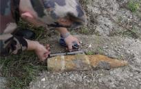 Bombát találtak Fehérváron