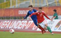 U17-es labdarúgó Eb - Bravúros győzelemmel kezdtek a magyarok