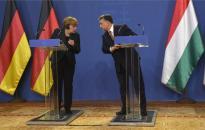 "Orbán: ""Danke Deutschland"""