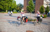 Ötezer kilométer biciklivel
