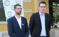Szabó Zsolt lesz a Párbeszéd jelöltje