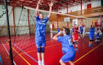 Dózsás röplabdázók a jubileumi Diákolimpián!