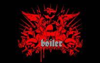 A világhírű bandák mellett - Böiler