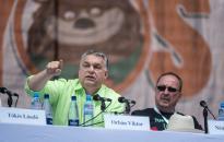 Orbán: a magyar érdekek mentén politizálunk