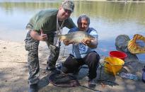 Egy vb emlékére - Újabb horgászverseny