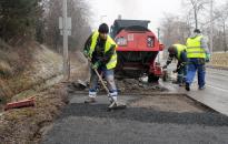 Holnap kezdődik az Aranyvölgyi út felújítása