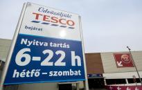 Tesco-sztrájk - Hat áruházat be kellett zárni