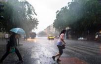 Esővel, viharos széllel jön az ősz