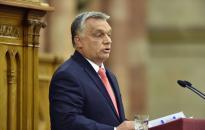 """Orbán: """"Mi magyar Magyarországot akarunk"""""""