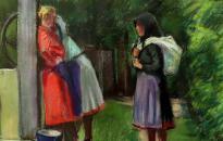 Kiállítás a múlt századból