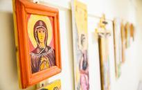Az ikonokat szívből kell festeni