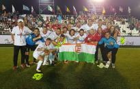 Minifoci vb: nyolc között a magyar csapat
