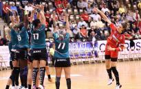 Vereség, de továbbjutás az EHF Kupában