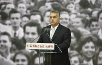 Orbán: a forradalom nemzeti forradalom volt